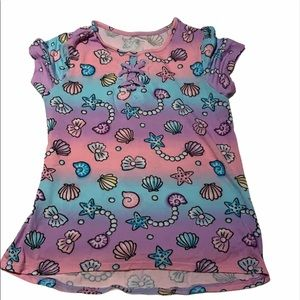 Other - 🎃 Size 5T shirt with shells. Never worn.